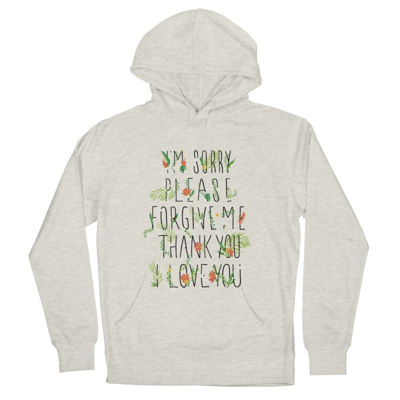 ho oponopono Women's Pullover Hoody by illustraboy's Artist Shop