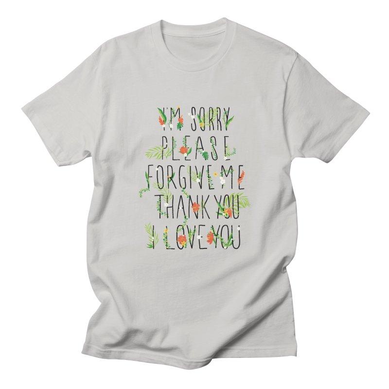 ho oponopono Men's T-Shirt by illustraboy's Artist Shop