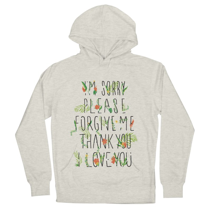 ho oponopono Women's Pullover Hoody by illustraboy's Artist Shop