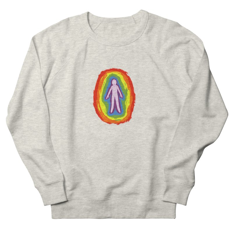 spread good vibes Men's French Terry Sweatshirt by illustraboy's Artist Shop