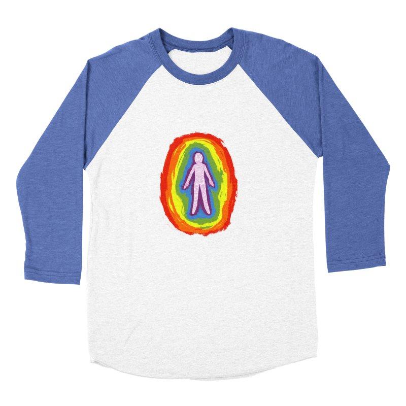 spread good vibes Men's Baseball Triblend T-Shirt by illustraboy's Artist Shop