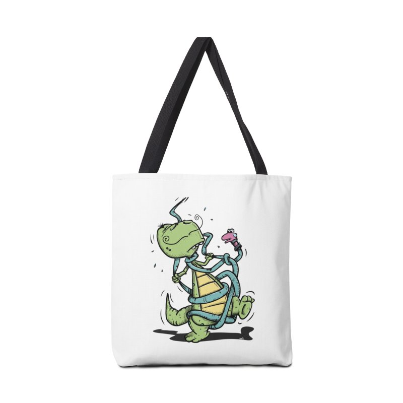Epic Fight Accessories Tote Bag Bag by Illustrated Madness