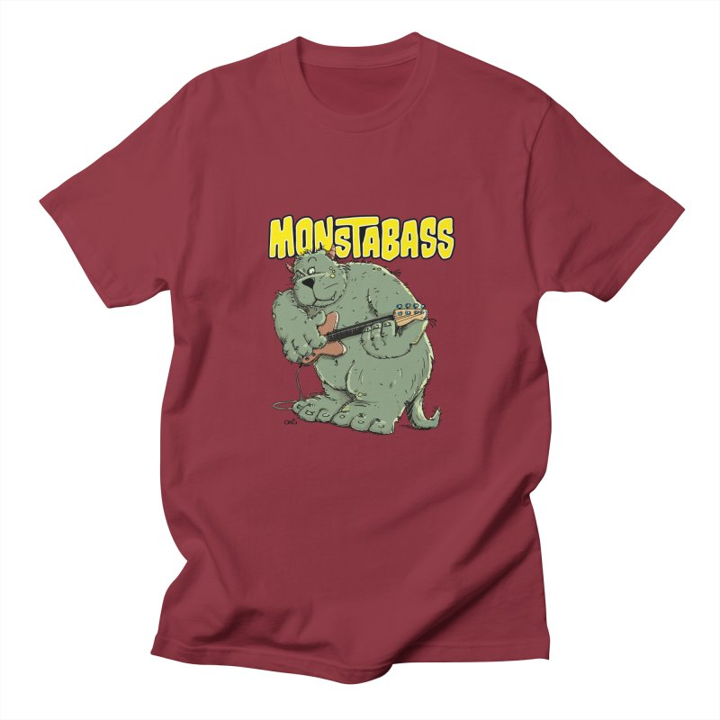 Monsterbass   by Illustrated Madness