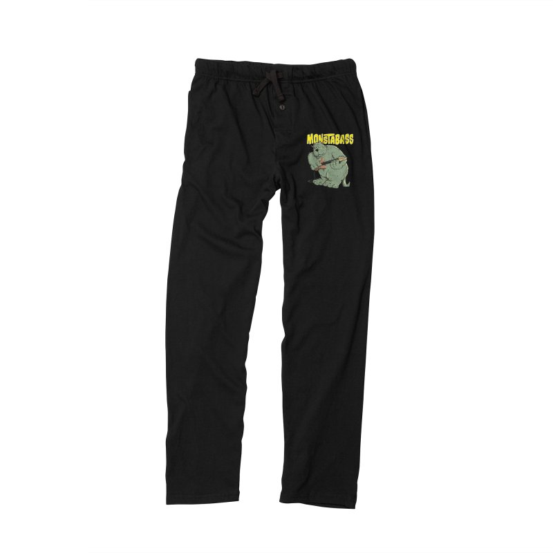 Monsterbass Women's Lounge Pants by Illustrated Madness