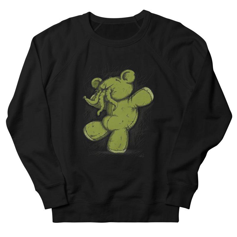 Mr Lovecraft's Teddy Bear Women's Sweatshirt by Illustrated Madness