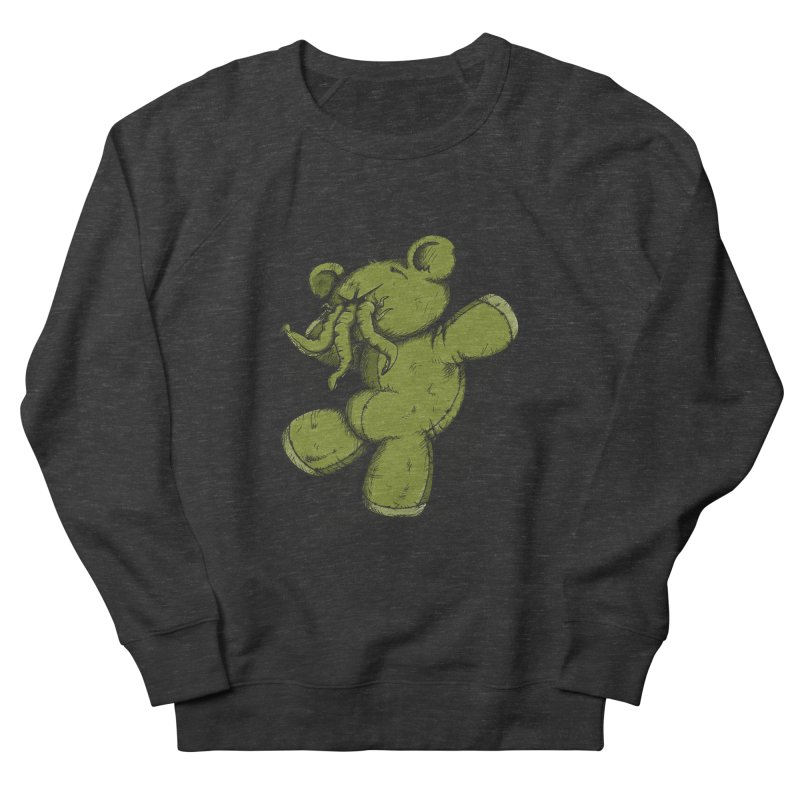 Mr Lovecraft's Teddy Bear Men's Sweatshirt by Illustrated Madness