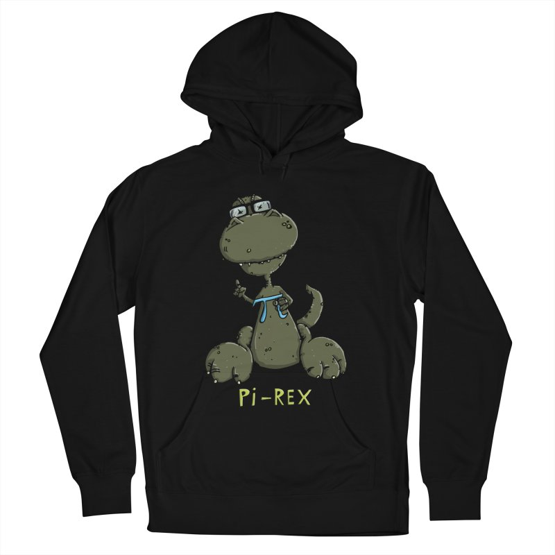 Pi-Rex Women's Pullover Hoody by Illustrated Madness