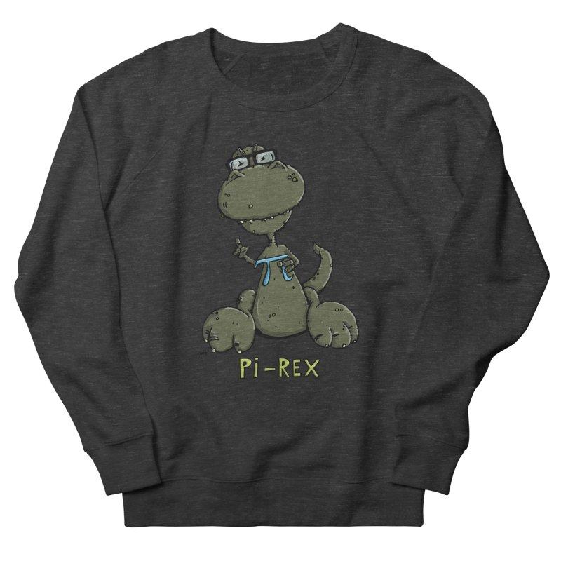 Pi-Rex Women's Sweatshirt by Illustrated Madness