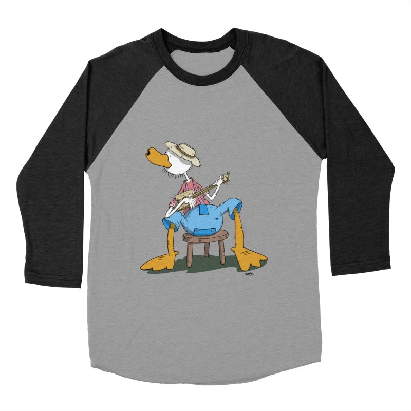 The Duck plays a cool Guitar   by Illustrated Madness