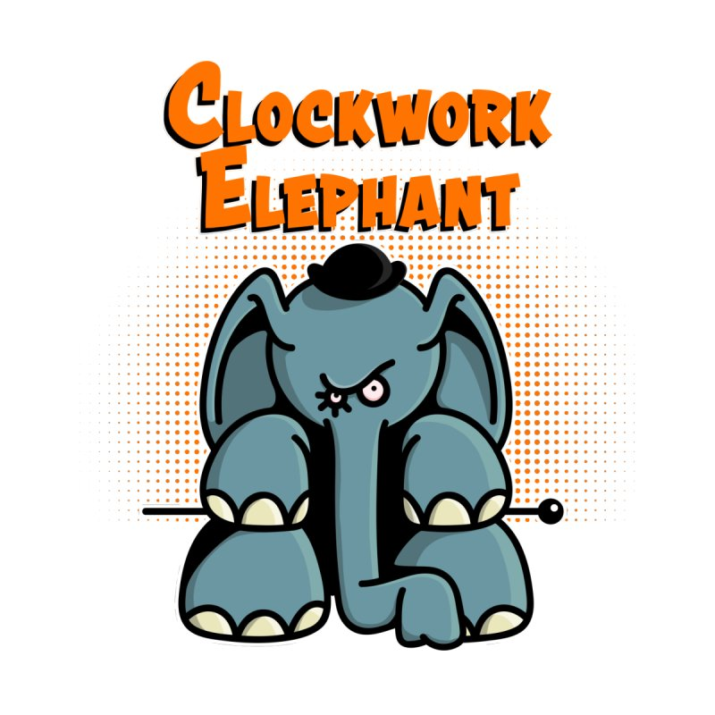 Clockwork Elephant by Illustrated Madness