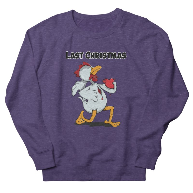 Last Christmas I gave You my Heart Men's Sweatshirt by Illustrated Madness