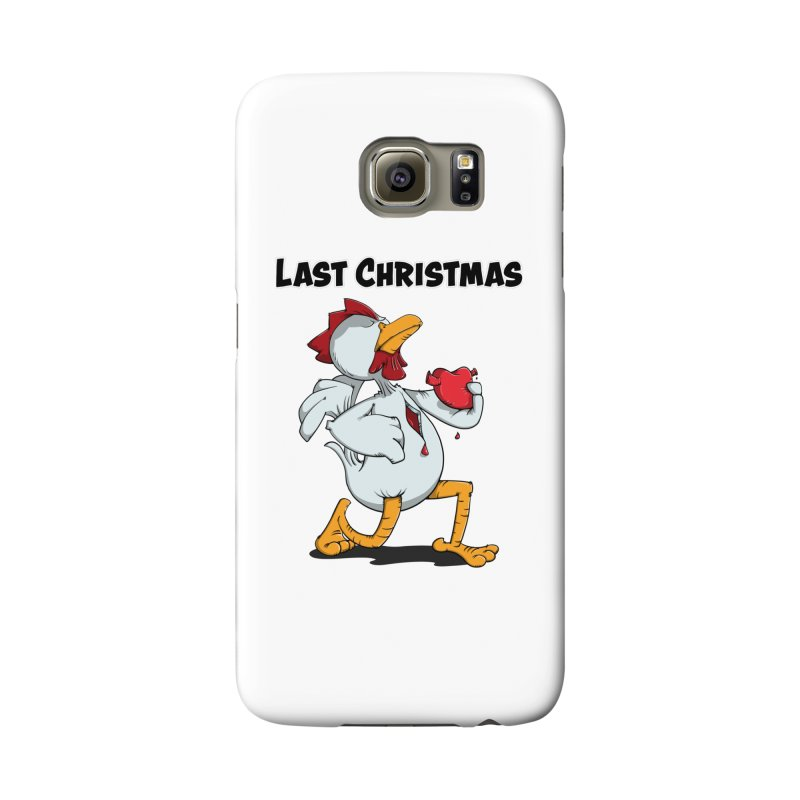 Last Christmas I gave You my Heart Accessories Phone Case by Illustrated Madness