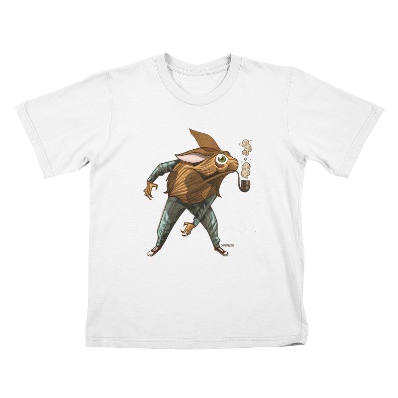 Harvey Kids T-Shirt by Illustrationsville!