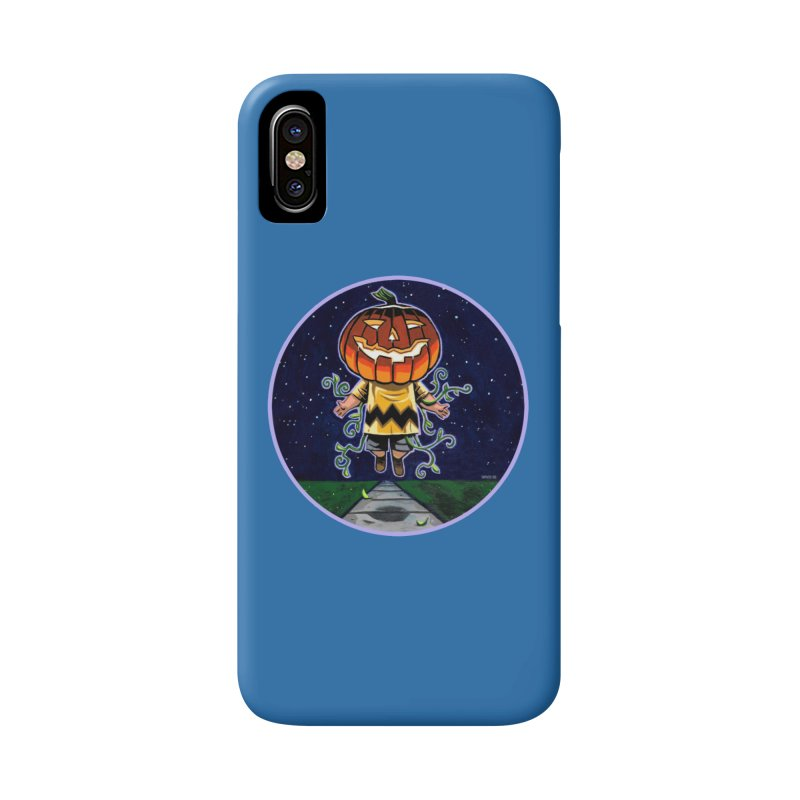 Chuck Accessories Phone Case by Illustrationsville!