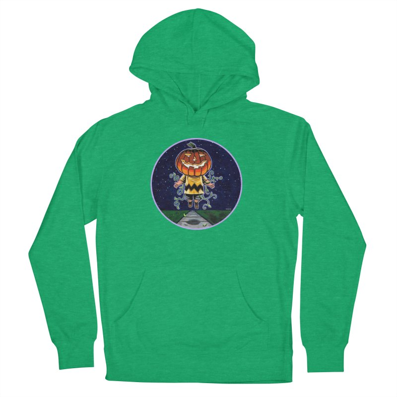Chuck Men's French Terry Pullover Hoody by Illustrationsville!