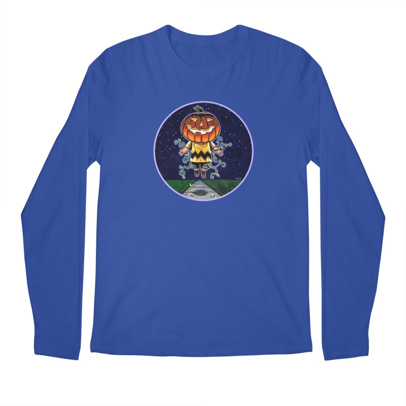 Chuck Men's Regular Longsleeve T-Shirt by Illustrationsville!