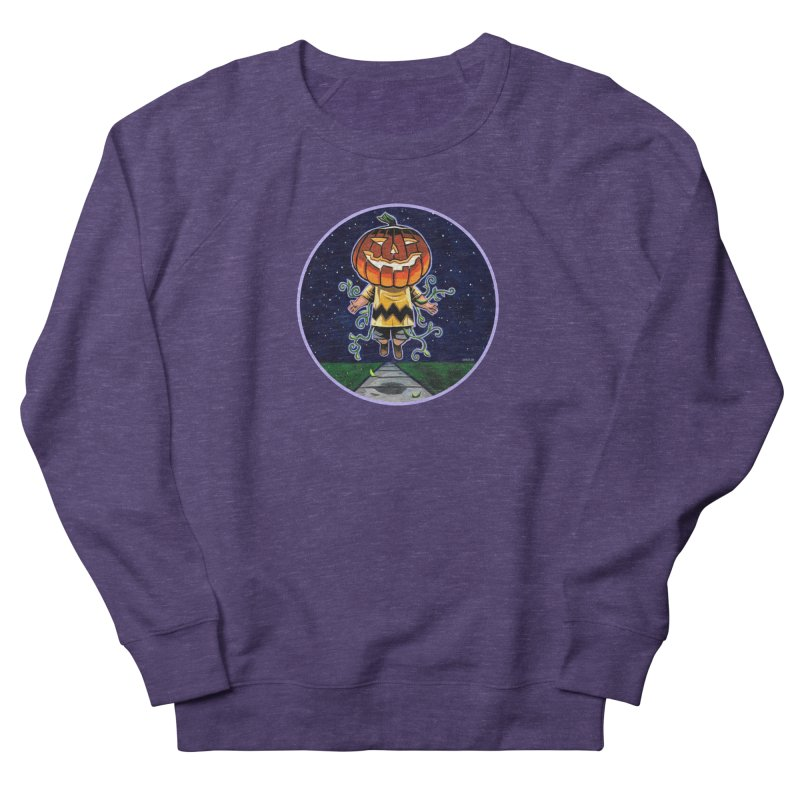 Chuck Women's French Terry Sweatshirt by Illustrationsville!