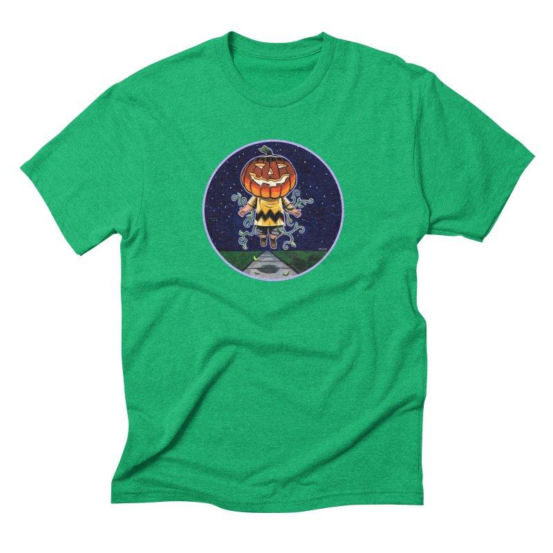 Chuck Men's Triblend T-Shirt by Illustrationsville!
