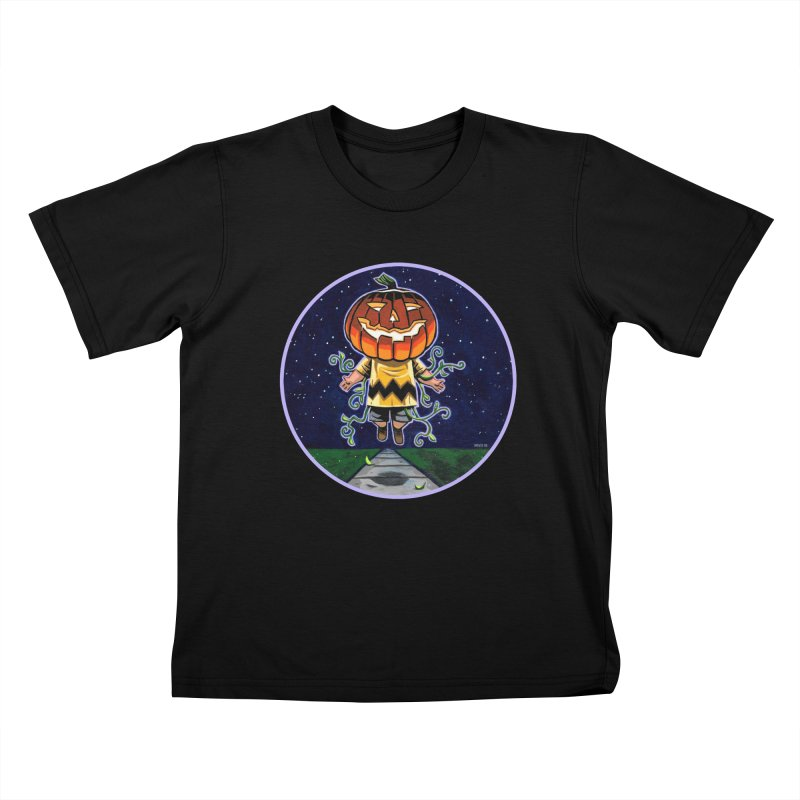 Chuck Kids T-Shirt by Illustrationsville!
