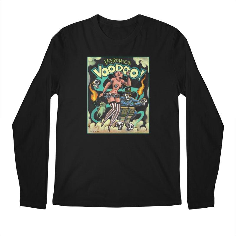Veronica Voodoo Men's Regular Longsleeve T-Shirt by Illustrationsville!