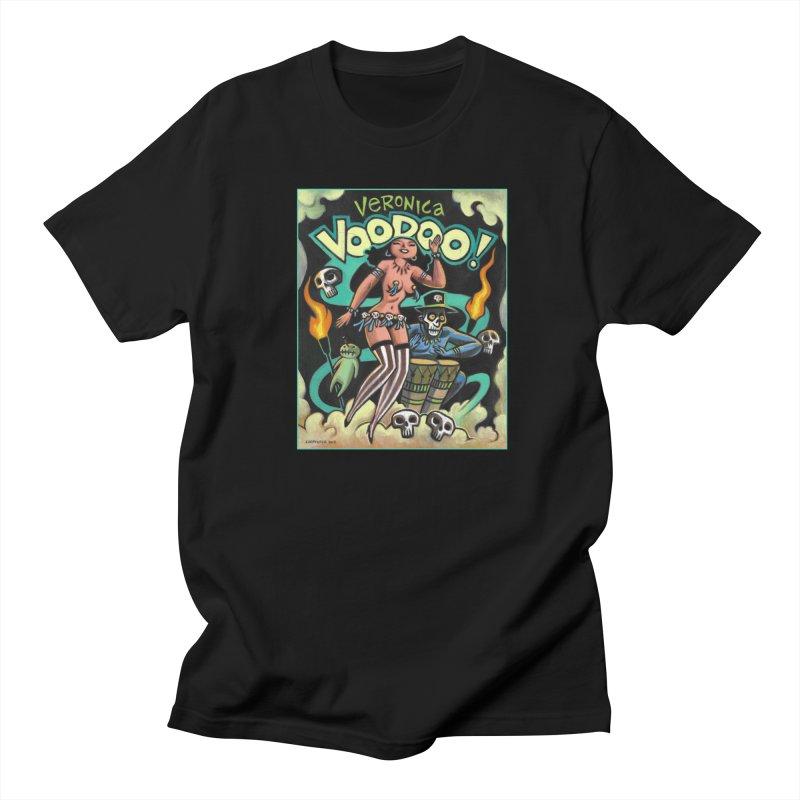 Veronica Voodoo Women's Unisex T-Shirt by Illustrationsville!
