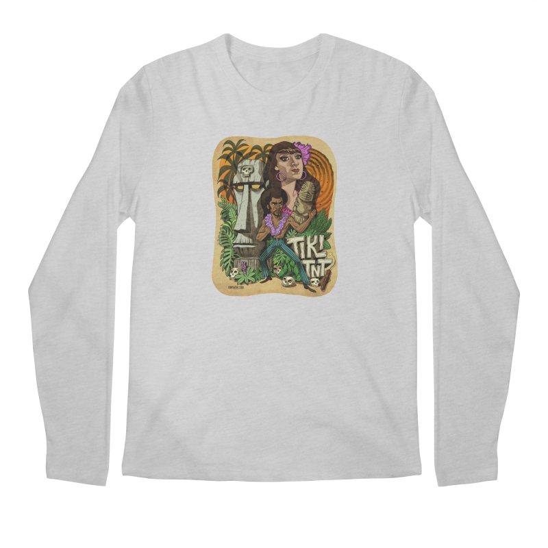 TIKI TNT Men's Regular Longsleeve T-Shirt by Illustrationsville!