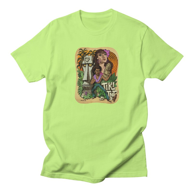 TIKI TNT Women's Regular Unisex T-Shirt by Illustrationsville!