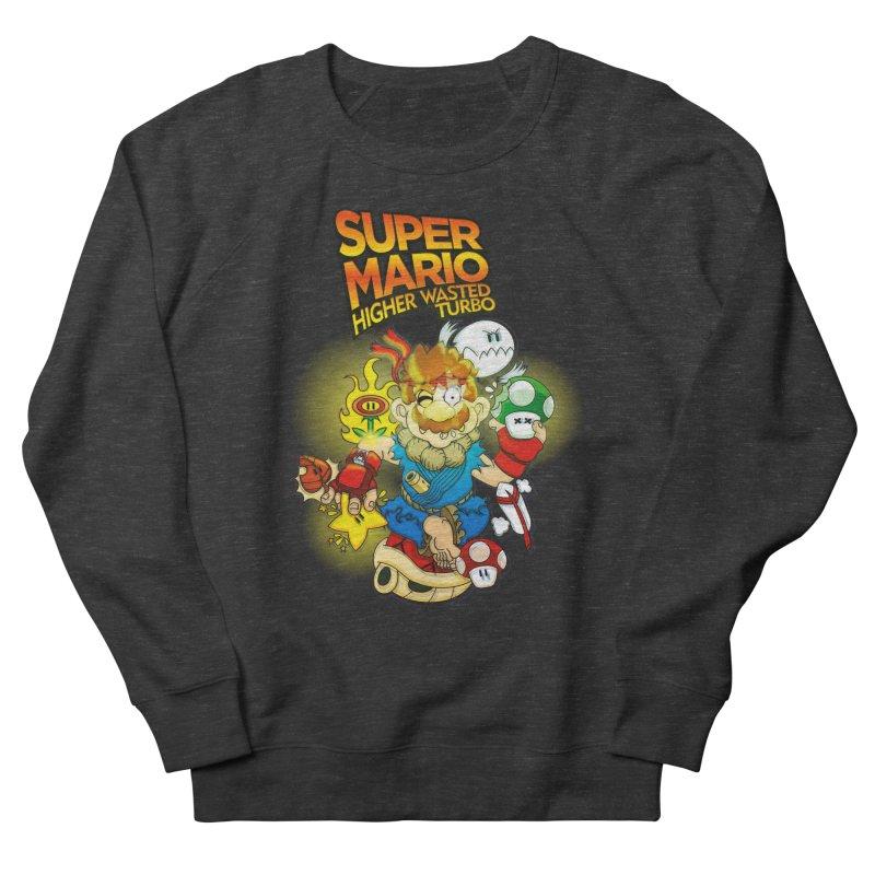 SUPER MARIO HIGHER WASTED TURBO Women's Sweatshirt by illustrativecelo's Artist Shop
