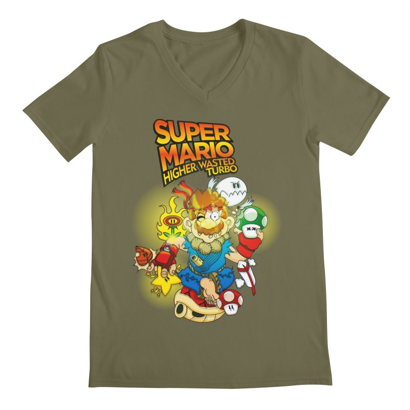 SUPER MARIO HIGHER WASTED TURBO   by illustrativecelo's Artist Shop
