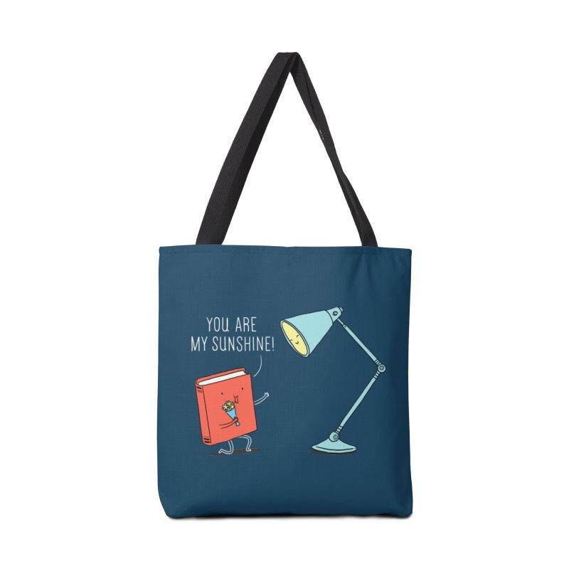 You are my sunshine in Tote Bag by ilovedoodle's Artist Shop