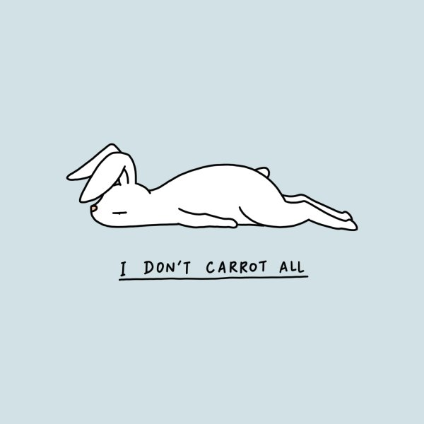 image for I Don't Carrot All