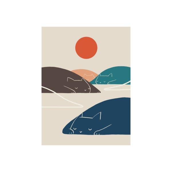 image for Cat Landscape art 1