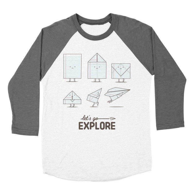 Let's go explore   by ilovedoodle's Artist Shop