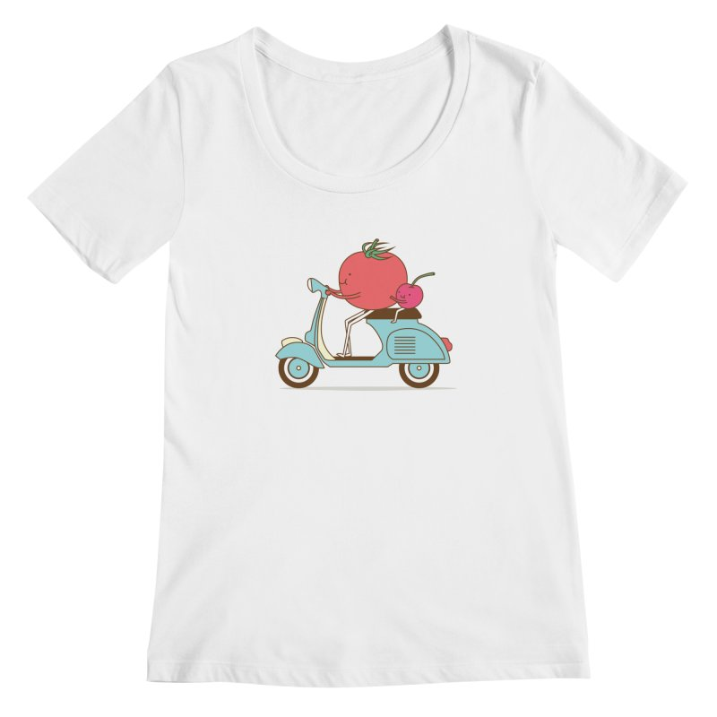 Cherry Tomato   by ilovedoodle's Artist Shop