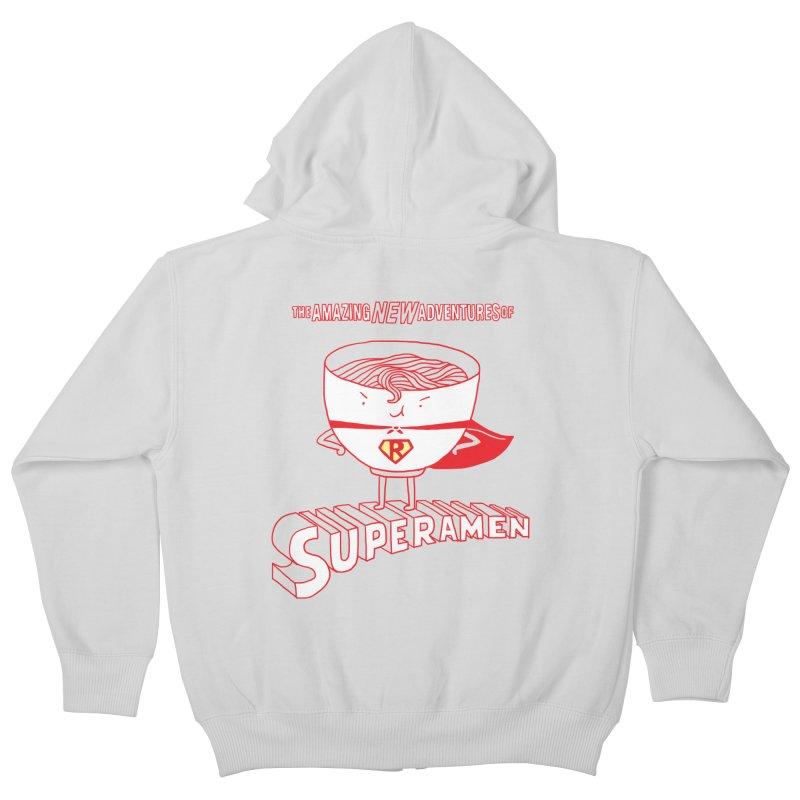 Superamen   by ilovedoodle's Artist Shop