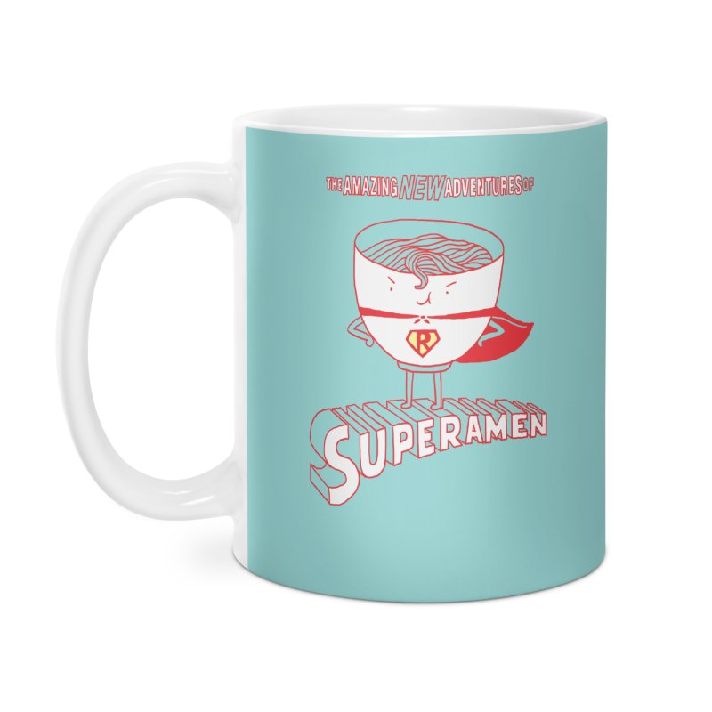 Superamen   by ilovedoodle's Artist Shop