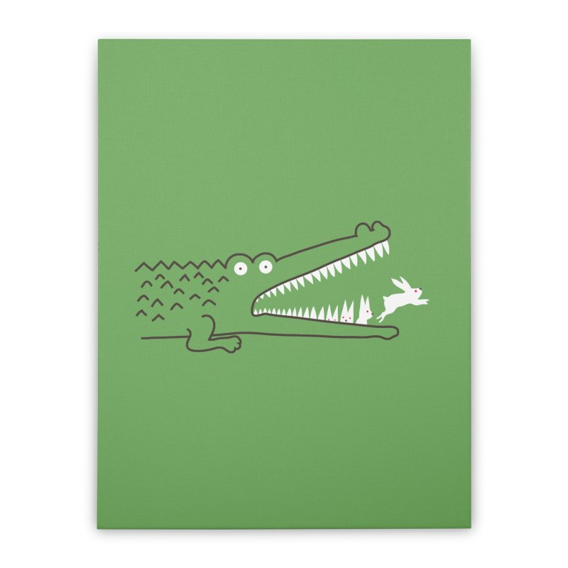 Mr. Croc's Nightmare   by ilovedoodle's Artist Shop