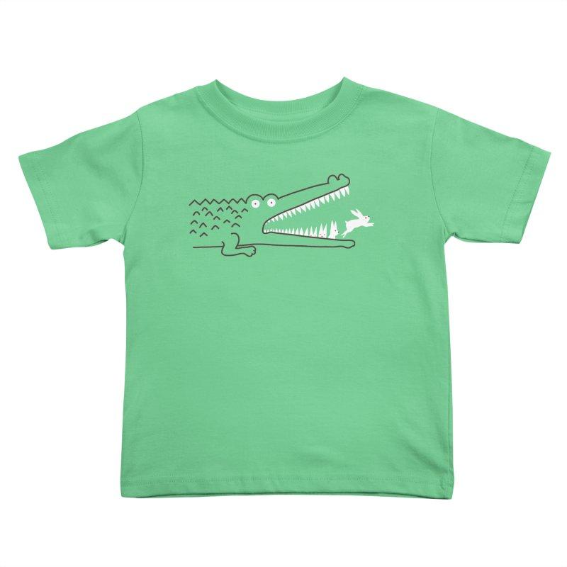 Mr. Croc's Nightmare   by ilovedoodle's Artist Shop