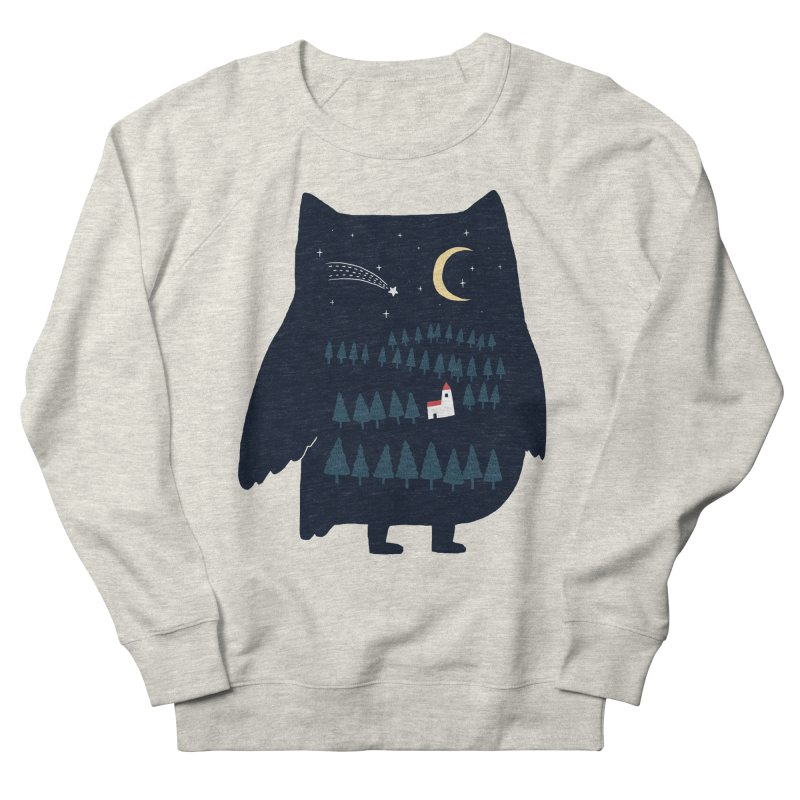 Night Owl Women's Sweatshirt by ilovedoodle's Artist Shop