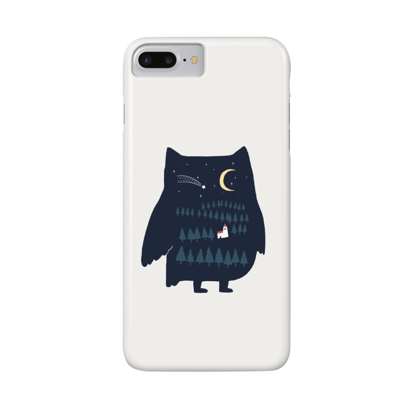 Night Owl Accessories Phone Case by ilovedoodle's Artist Shop