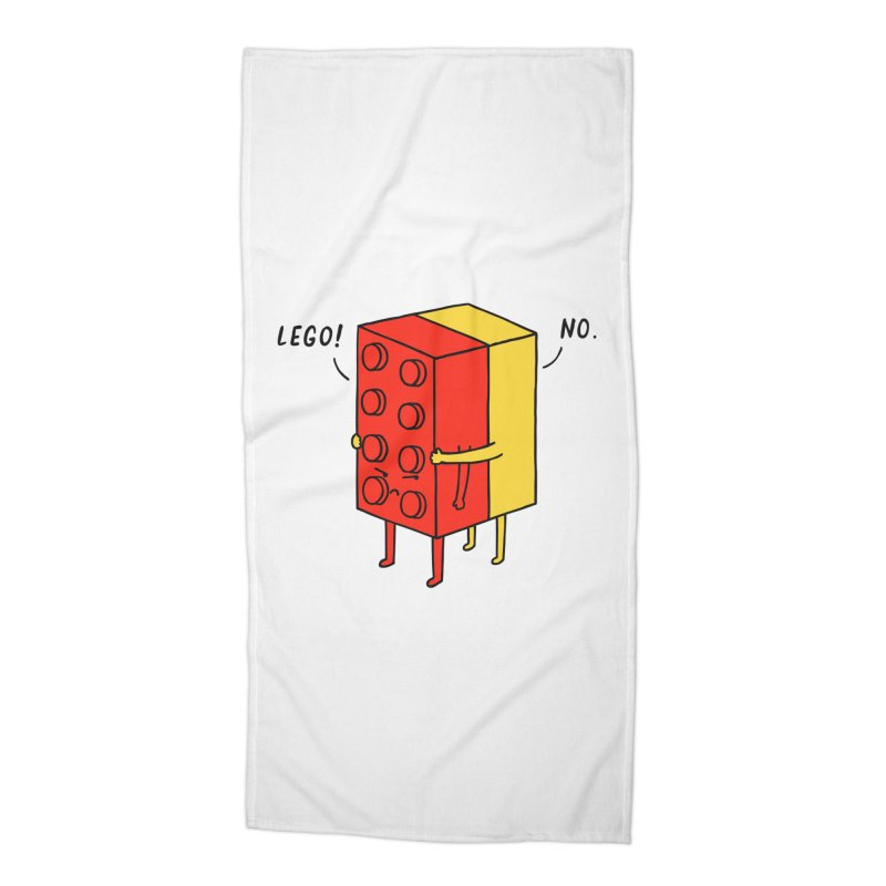 Lego! No   by ilovedoodle's Artist Shop