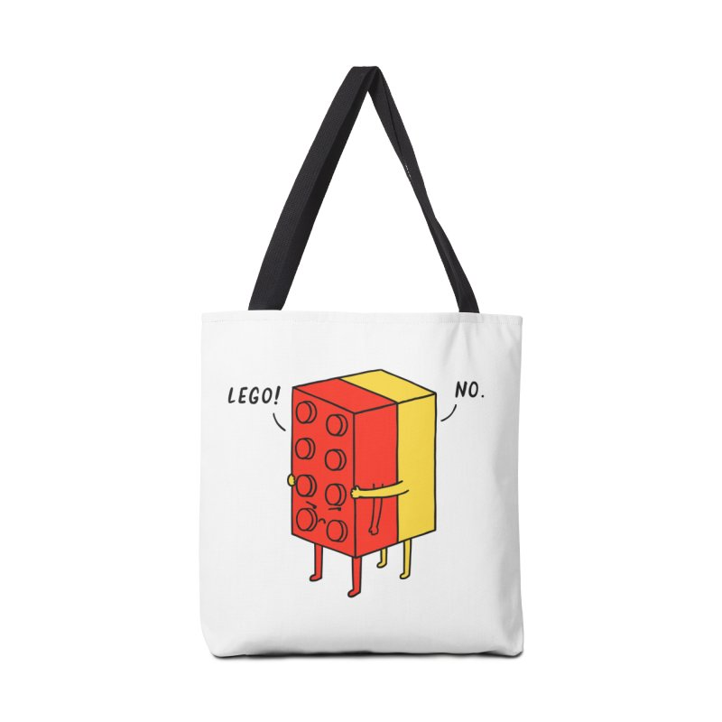 Lego! No Accessories Bag by ilovedoodle's Artist Shop