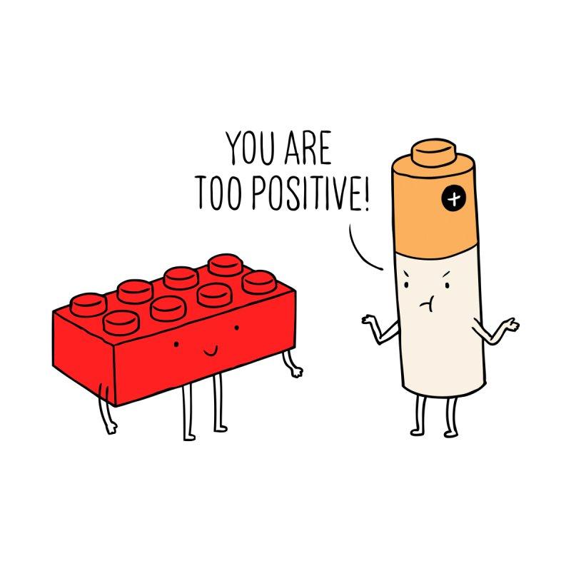 Positive Lego   by ilovedoodle's Artist Shop