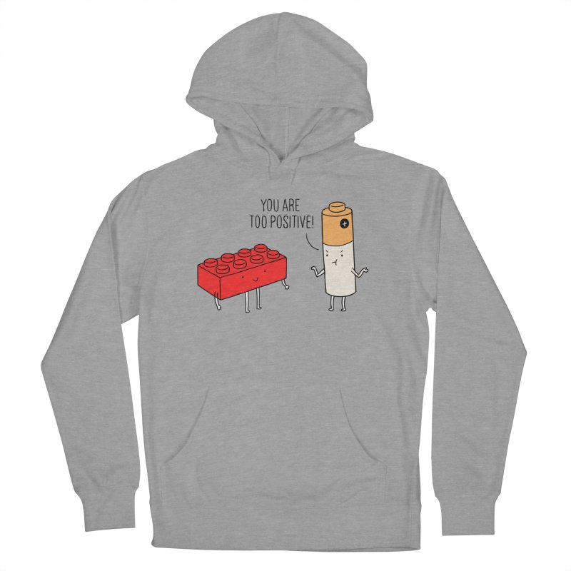 Positive Lego Women's Pullover Hoody by ilovedoodle's Artist Shop