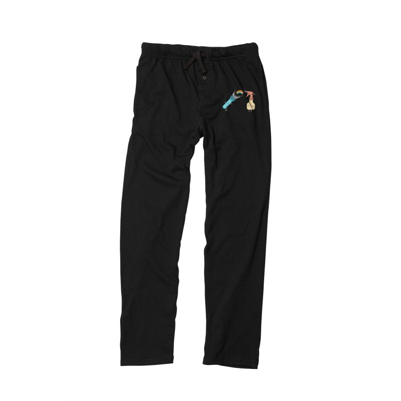 Together we make rainbow Women's Lounge Pants by ilovedoodle's Artist Shop