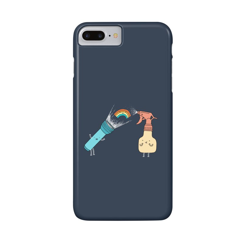 Together we make rainbow Accessories Phone Case by ilovedoodle's Artist Shop