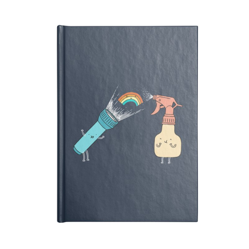 Together we make rainbow Accessories Notebook by ilovedoodle's Artist Shop