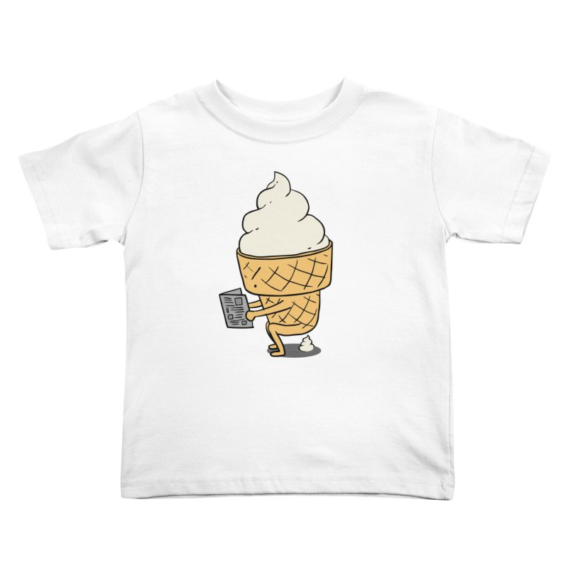 Everyone Poops Kids Toddler T-Shirt by ilovedoodle's Artist Shop