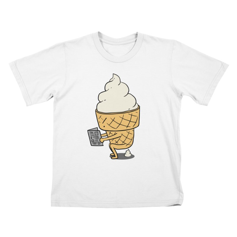 Everyone Poops Kids T-shirt by ilovedoodle's Artist Shop