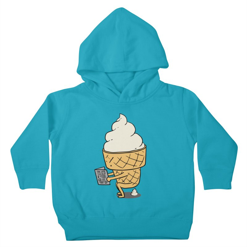 Everyone Poops Kids Toddler Pullover Hoody by ilovedoodle's Artist Shop